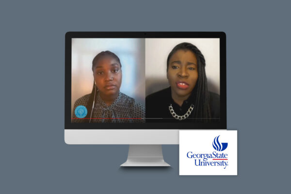 GSU Digital Learners to Leaders Interview: Digital During the Pandemic